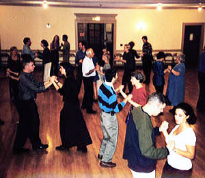 Ballroom Group Dance Cl Image