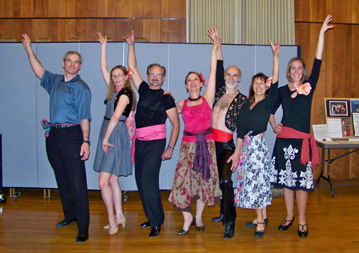 Paso Doble Group Classes